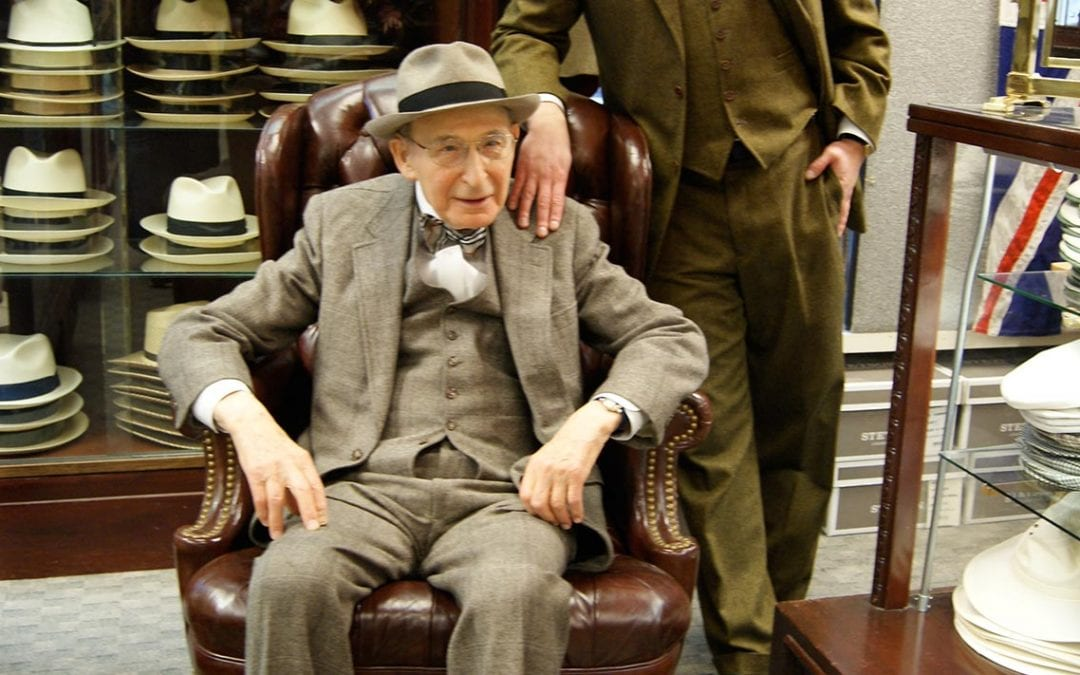 Clothes make the mensch: For six decades, Pivnick family has kept San Francisco dressed for success