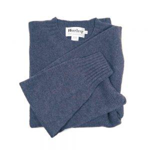 Shetland Sweater Blueprint