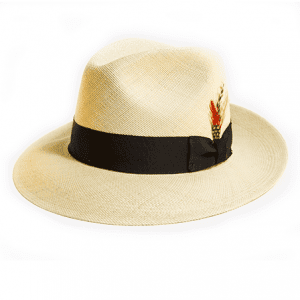 Caprice Panama Straw Hat