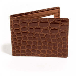 Wallet Crocodile Slim