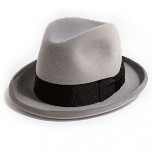 Homburg Medium Fur Felt