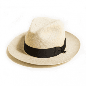 Panama Center-Dent Hat