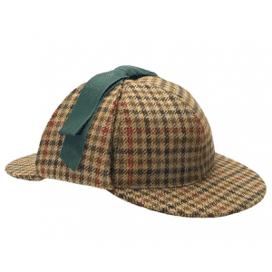 Lock & Co. Tweed Deerstalker