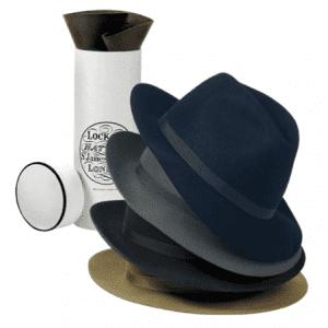 Crushable Fur Felt Hat