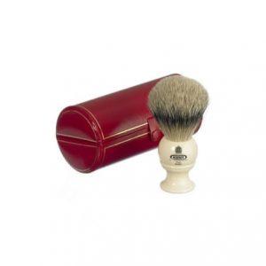 Small Tip Badger Brush
