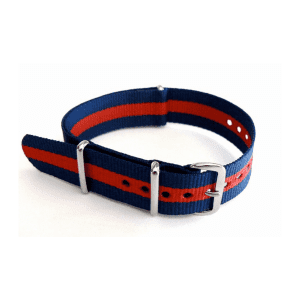 Stripe Grosgrain Watchband
