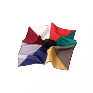 Nine-in-One Pocket Square