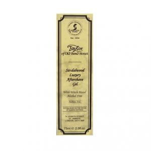 After Shave Gel Sandalwood