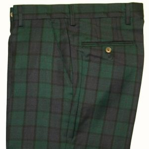 Black Watch Trousers