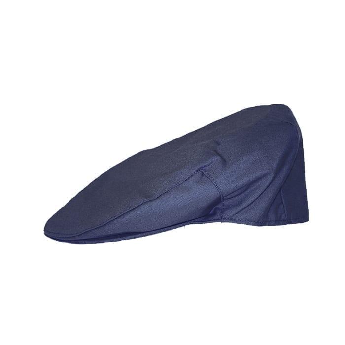 Flat Poplin Cap