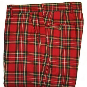 Royal Stewart Trousers