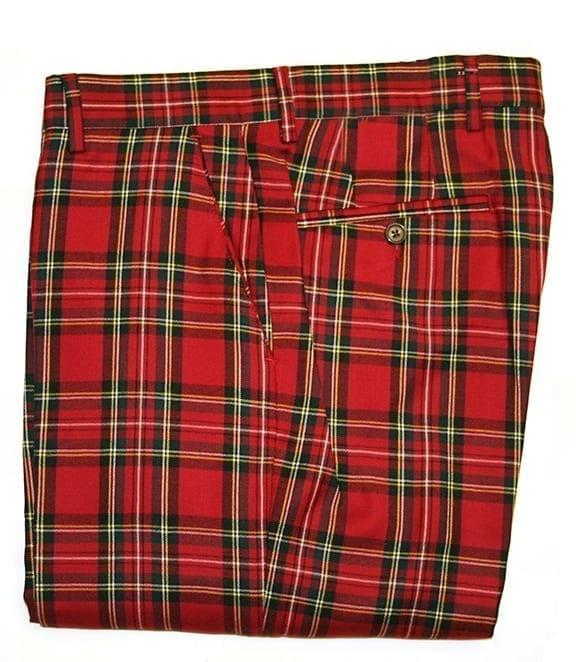 Royal Stewart Trousers