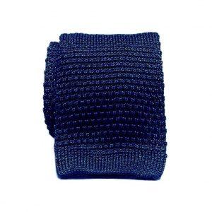 Silk Knit Neck Tie