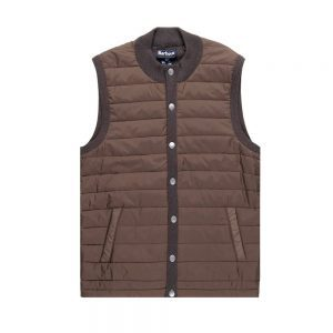 Barbour Essential Gilet Clay