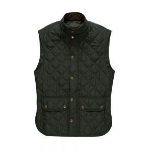 Barbour Lowerdale Gilet Sage