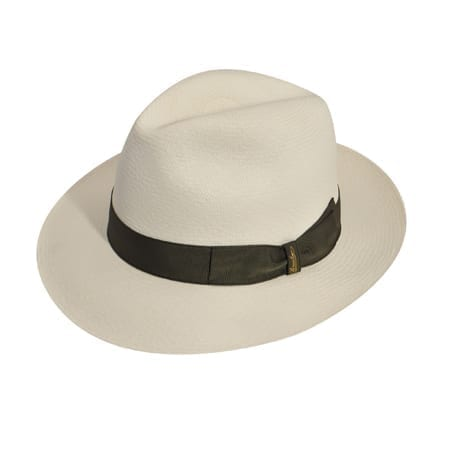 Panama Fine Weave Hat