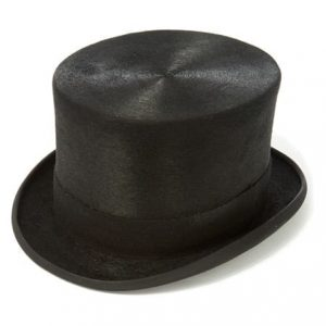 Top Hat - Fur Melusine