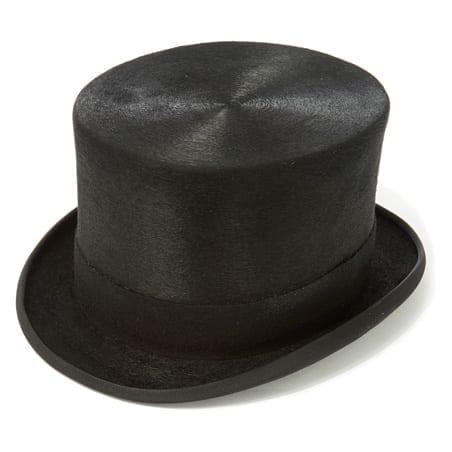 Top Hat - Fur Melusine