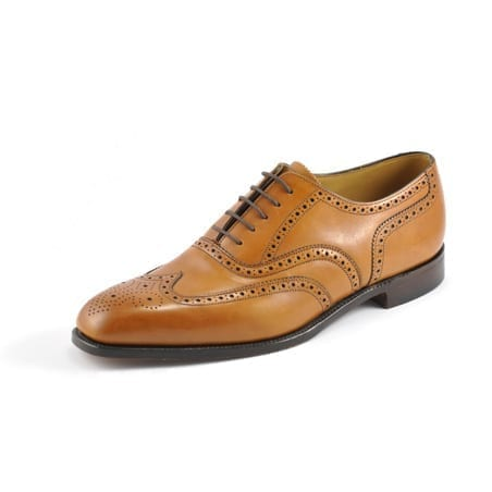 Buckingham Brogue Shoe
