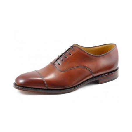 Aldwych Cap Toe Shoe