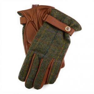 Bearwood Tweed Gloves