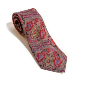 Wool Medallion Paisley