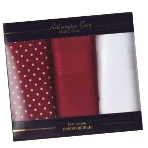 Cotton Handkerchiefs - Polka Dot Collection