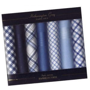 Cotton Handkerchiefs - Check Collection