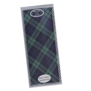 Cotton Handkerchief - Tartan