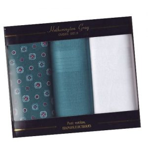 Cotton Handkerchiefs - Medallion Collection
