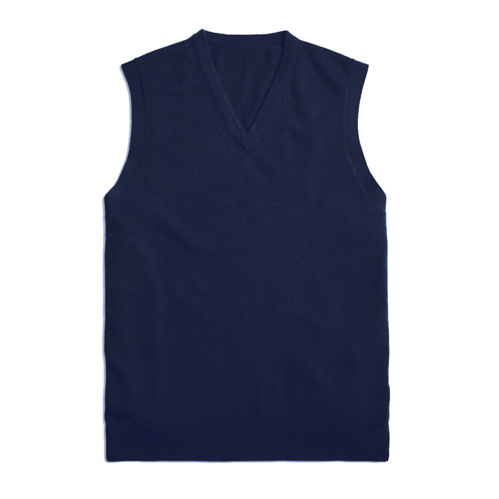 scotts charter vest Navy