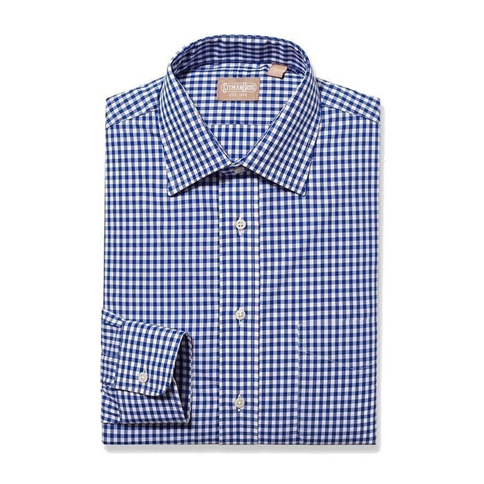 Medium Spread Gingham