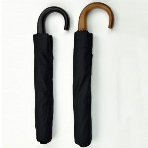 Telescopic Maple Crook Umbrella