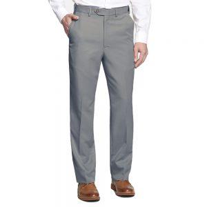 2021 Poplin Trouser Grey