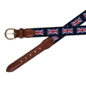 Union Jack Belt