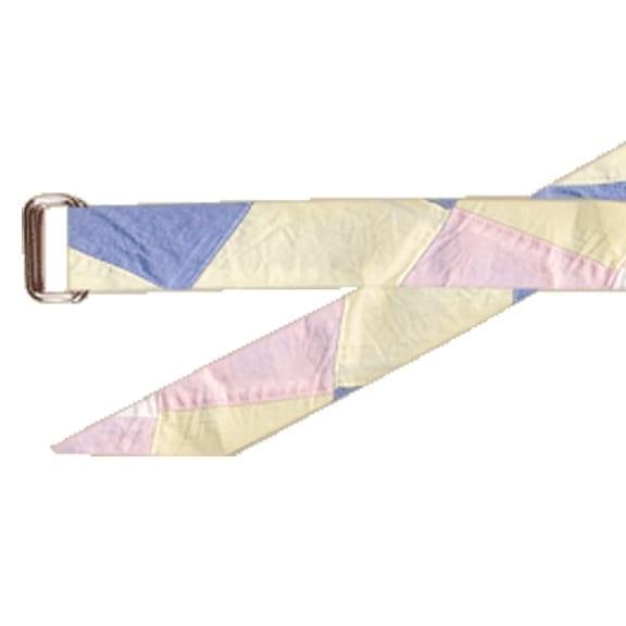 Cotton Chambray Belt