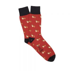 Corgi Dog Socks