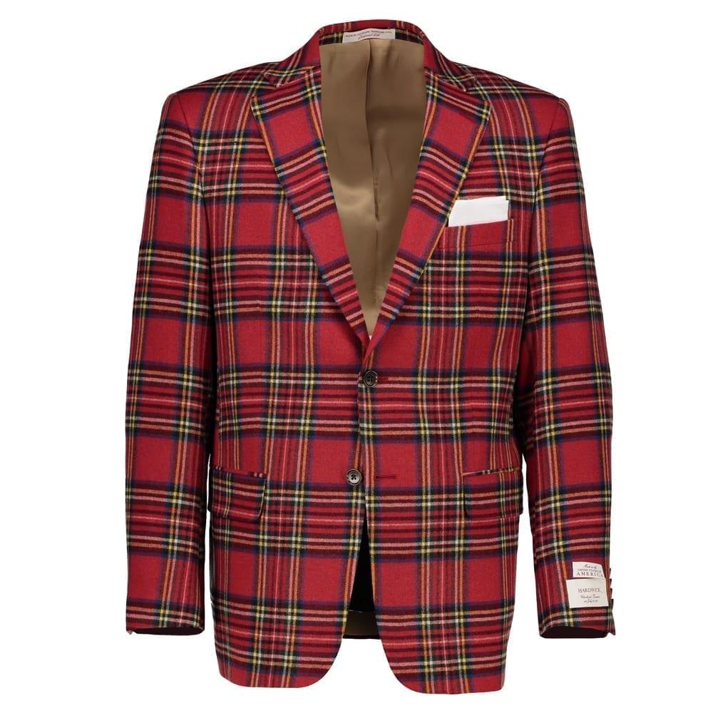 Royal Stewart Tartan Sport Coat