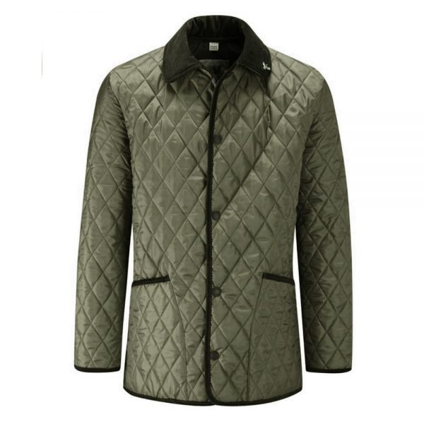 Rag Quilted Jacket