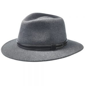 Crushable Hiker Fedora