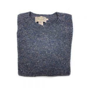 Harley Sweaters Merino Wool Flecked Finn