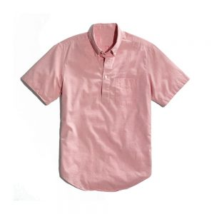 Popover Shirt Pink