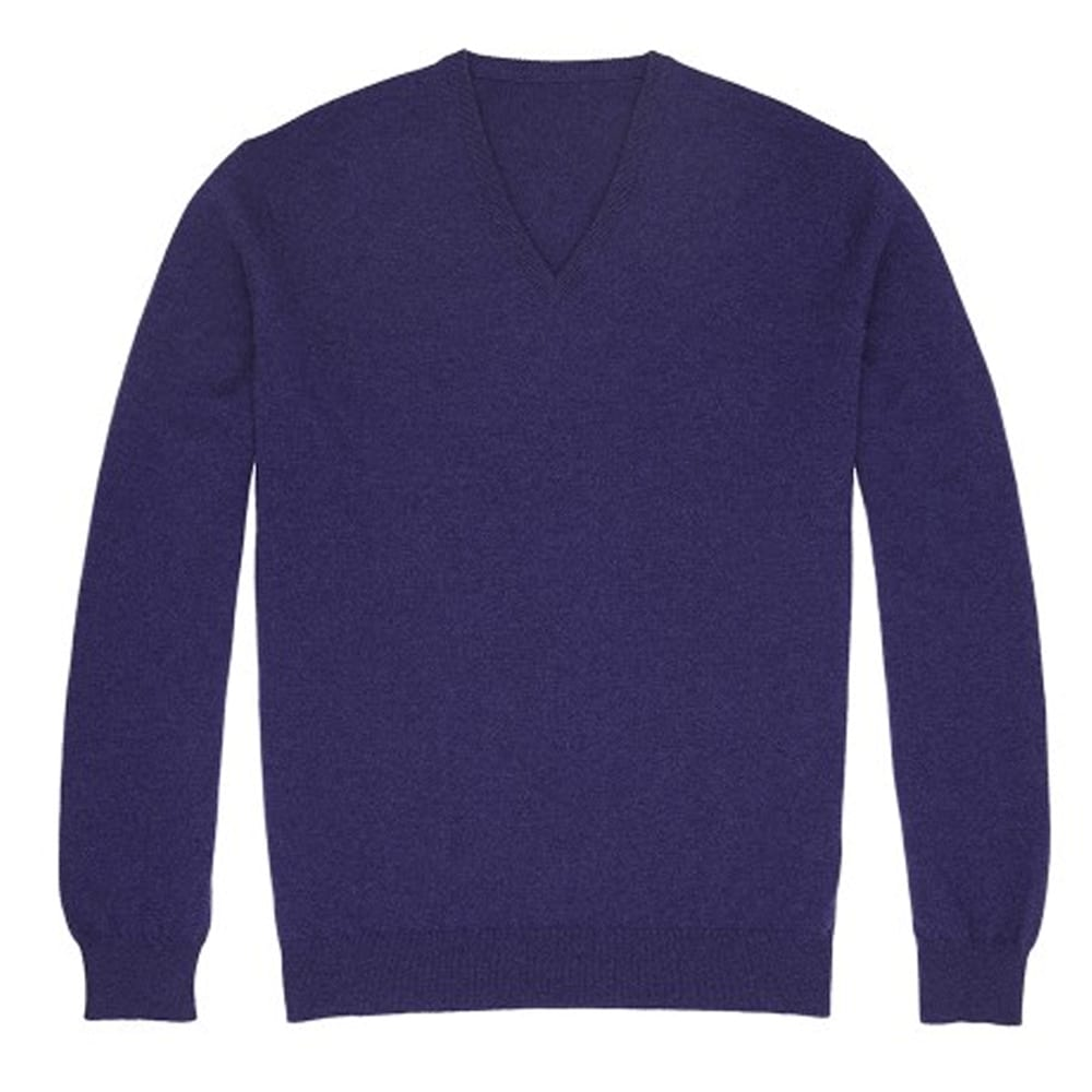 scotts charter Cashmere Long Sleeve Ametista