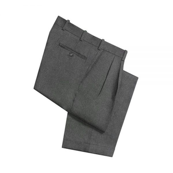 Berle 130 Trouser Dk Grey