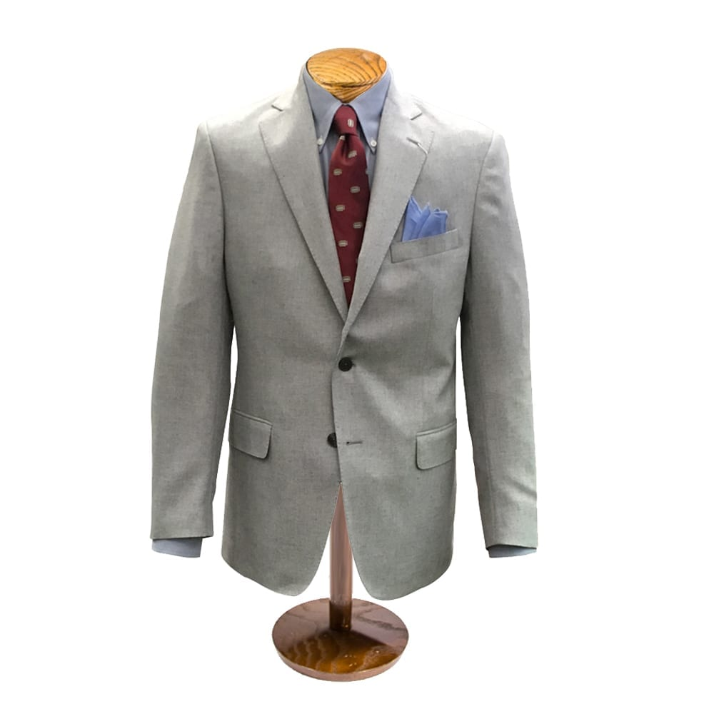Hardwick Modern Fit Grey Sport Coat
