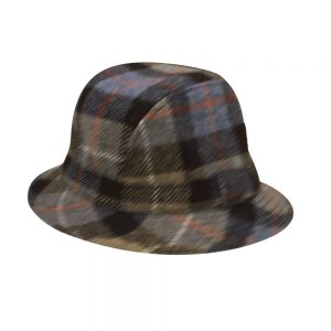 City Sport Tweed Walking Hat Navy