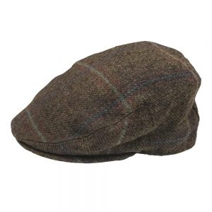 HH Saxilby Tweed Cheesecutter