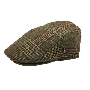 Bay City Relaxed 3x Flat Cap