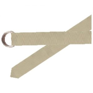 BarronsHunter Grosgrain Belt Tan