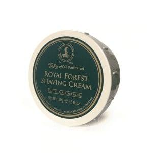 Forest Shaving Cream Bowl